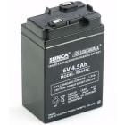 6 Volt 4.5 Ah Sealed Lead Acid Rechargeable Fan Battery