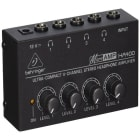 Behringer Ultra- Compact 4-channel  Stereo Ha-400 - Headphone Amplifier