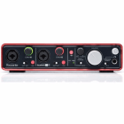 Focusrite Scarlett 2i4 - USB Audio Interface with Preamps