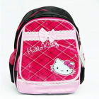 Hello Kitty Multiple Compartment Back-Pack School Bag