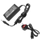 Toshiba Charger + Power Cord for Toshiba Laptop