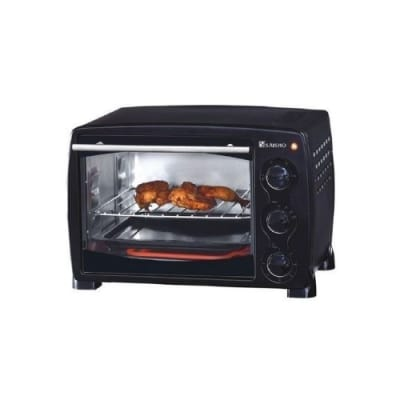 19l Electric Toaster Oven With Top Grill