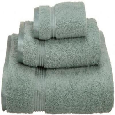3pc Egyptian Cotton Towel Set - Sage