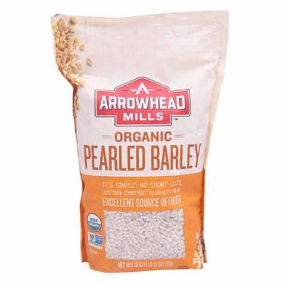 Arrowhead Mills Organic Pearled Barley - 793g