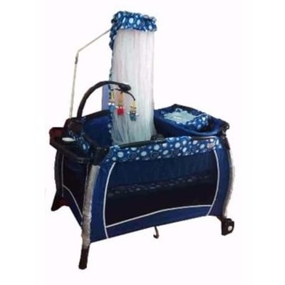 baby bed with toys and net konga nigeria