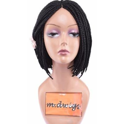 Previous Next Bob Box Braid Wig