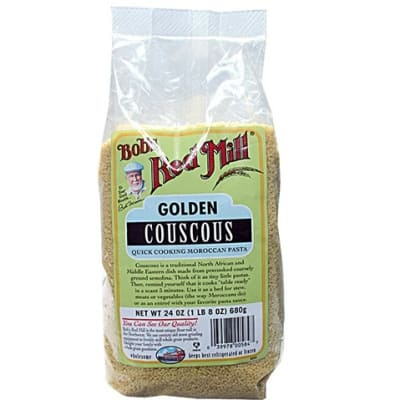 Bob's Red Mill Golden Couscous - 24 oz