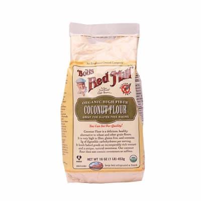 Bob's Red Mill Organic High Fiber Coconut Flour - 16 oz
