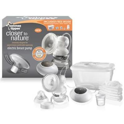 Image result for tommee tippee single electric breast pump