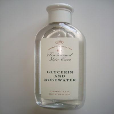 glycerin rose water