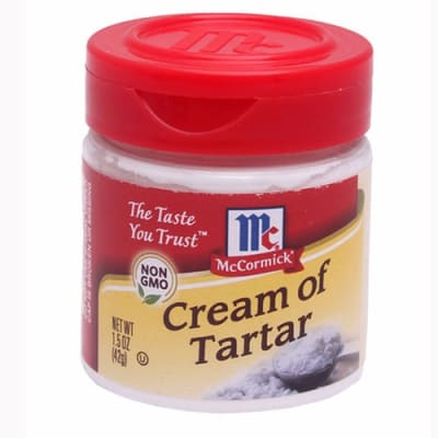 McCormick Cream of Tartar - 1.5 Ounce
