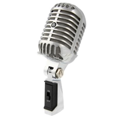 professional wired classical dynamic microphone length 18cm