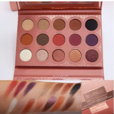 BH COsmetics x ItsMyRayeRaye Eyeshadow, Highlighter & Contour Palette by BH Cosmetics #3