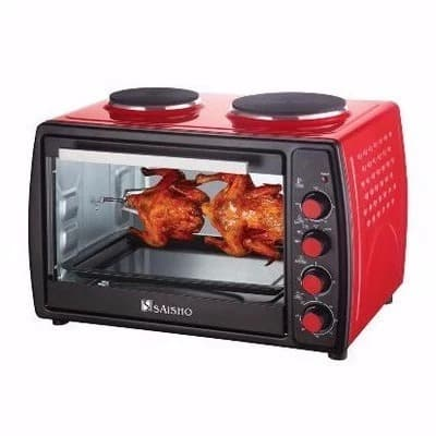 Saisho Electric Oven With Grill - 50litres