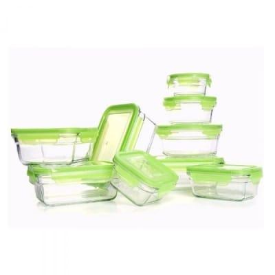 Snapware Glasslock Storage Containers   18 Pcs | Konga Nigeria