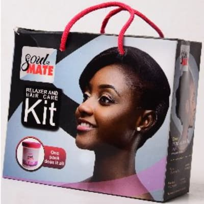 soulmate relaxer and hair care kit one pack does it all konga nigeria