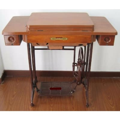 Previous Next. Butterfly Table U0026 Stand For Automatic U0026 Manual Sewing Machine  ...