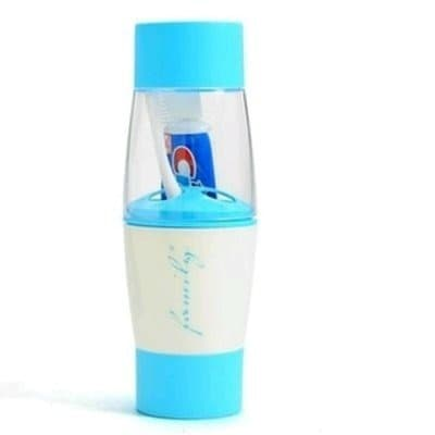 Toothbrush Holder with Cover