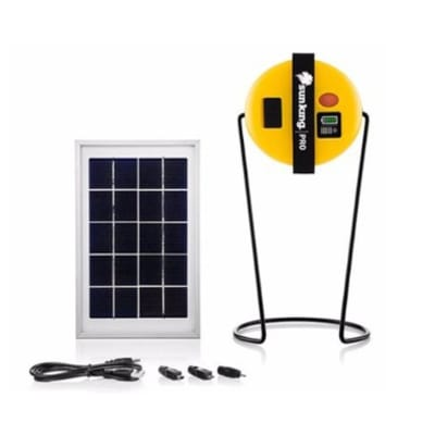 Sun King Pro All Night Solar Lantern Usb Phone Charger