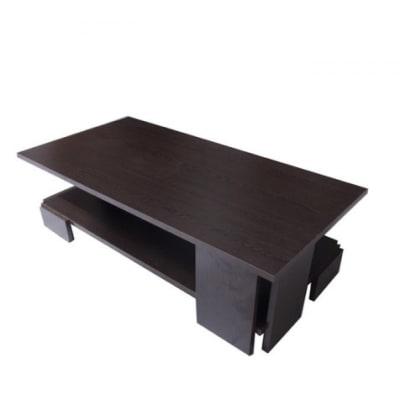 Wooden Centre Table Set   Black | Konga Nigeria