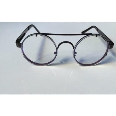 S & Co Circle See Through Frames Men\'s Sunglasses- White | Konga Nigeria