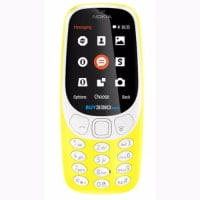 3310 (with Snake game) Dual Sim -  Reborn Yellow