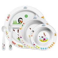 Scf716/00 Toddler Mealtime Set