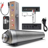 Home Theatre Speaker - 80KZC NFC - Bluetooth M-Card, USB