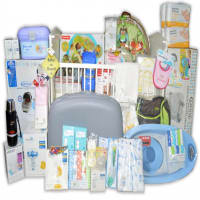 Hospital And Home Baby Delivery Bundle Pack - Luxury