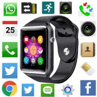 Oxcy HD Camera Android Professional Watch + Pedometer