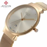 Unisex Watch - Gold