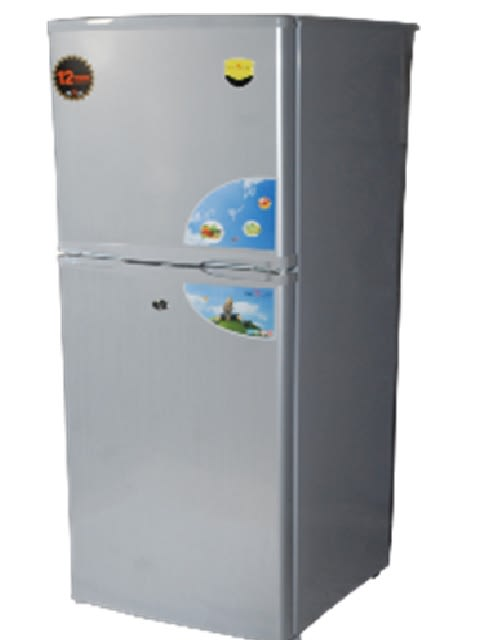 Nexus Refrigerator NX-175 - 120Ltrs | Silver.