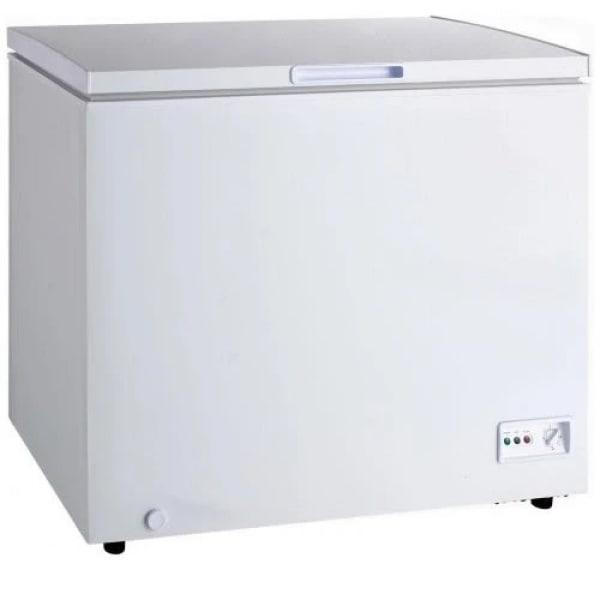 265 Litres Chest Freezer Silver (NX-315H).