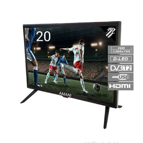 24'' Full Hd Led Tv.