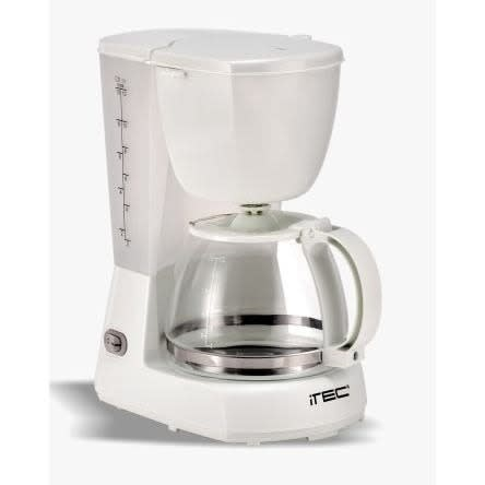 Coffee Maker With Keep Warm Function.