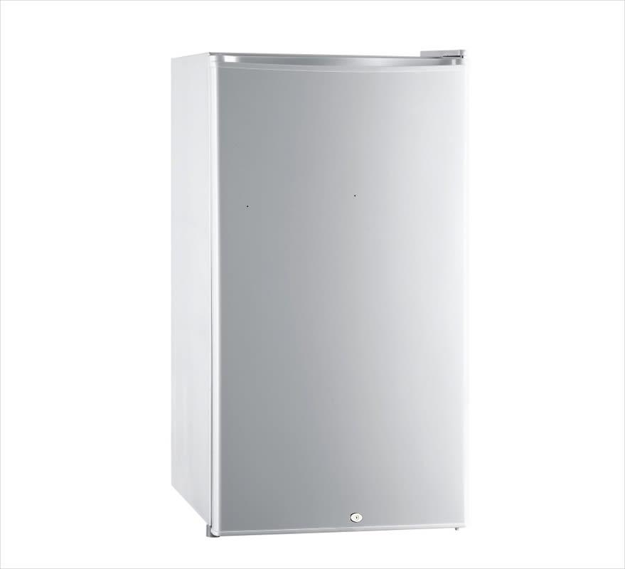 1 Door Refrigerator - DCool HR134 - White.