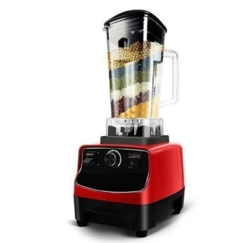 Wet And Dry Commercial Blender -4500w.