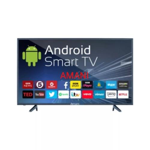 """40"""" Smart 4k TV."""