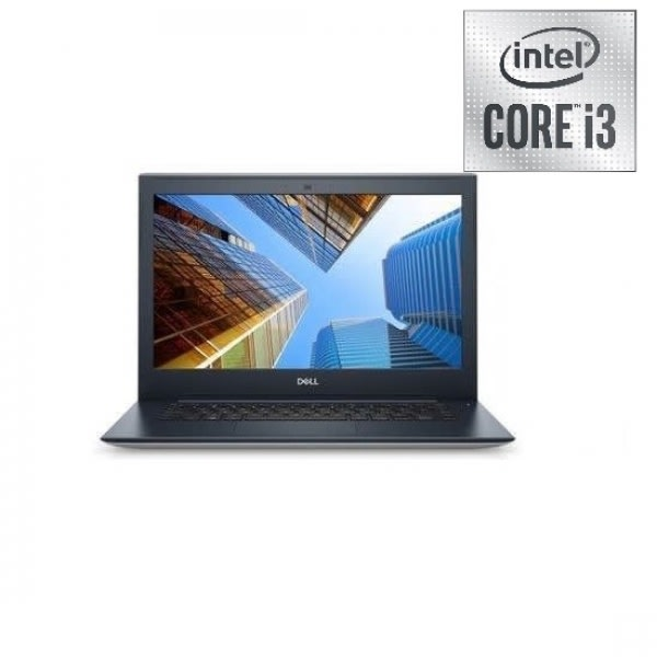 "Vostro - 10th Gen - Intel Core i3 - 8GB RAM - 1TB HDD - Win 10 Pro - 15.6"" - Deep Grey."