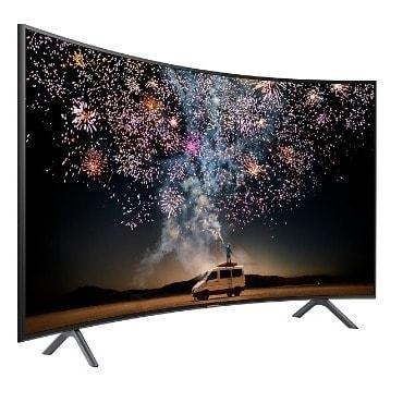 "65"" Uhd Curve Smart Tv -  Ua65ru7300kxke."