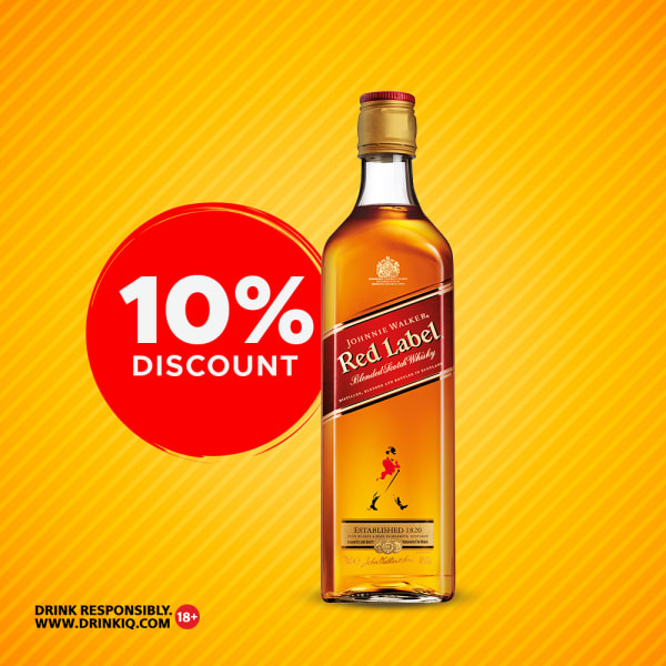 Red Label - 70cl.