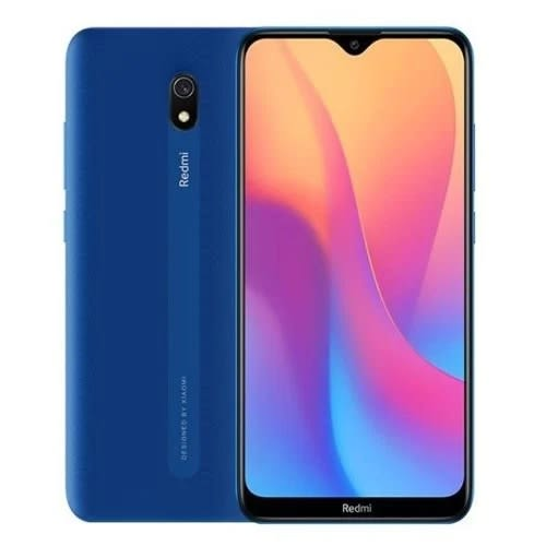 Redmi 9a-Dual-Android 10-32GB ROM-2GB RAM-4G Lte-6.53''-13mp-5000mAh- Blue.