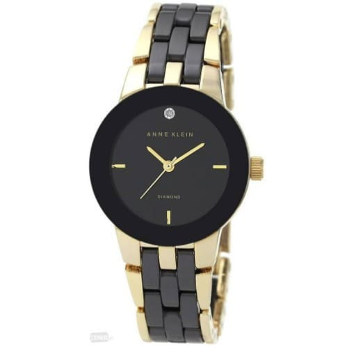 Anne Klein Two toned Gold wrist watch