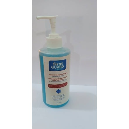 First Guard Hand Sanitizer 100ml.