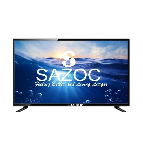 """Sazoc 26"""" Inches  Full Hd Led Television With Warranty."""