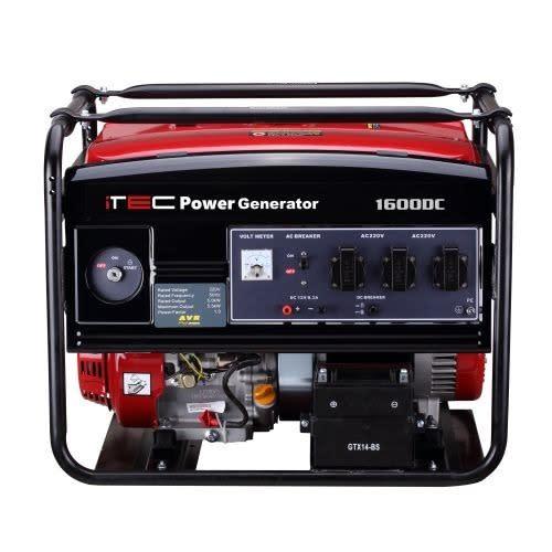 1.25kva Handle Start Power Generator.