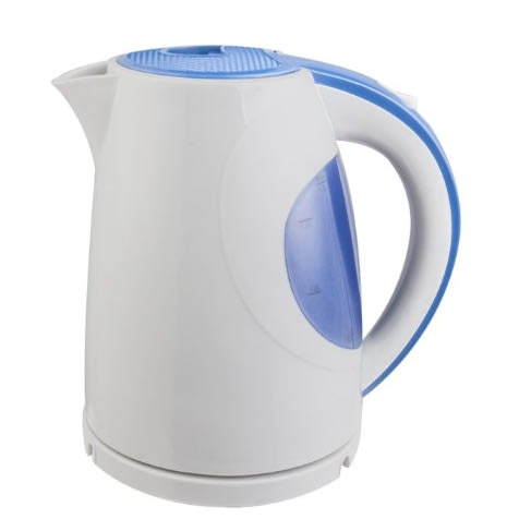 Kec-1798a Electric Plastic Kettle With Filter - 1.7L.
