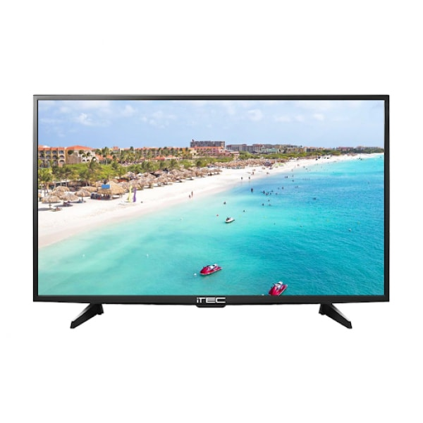 Itec 43 Inch Hd Led Smart Tv Wall B