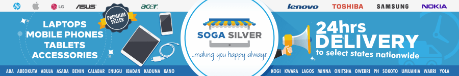 Soga Silver Limited.
