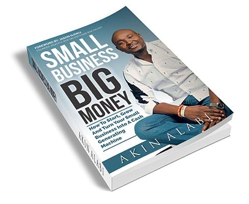 SMALL BUSINESS BIG MONEY.